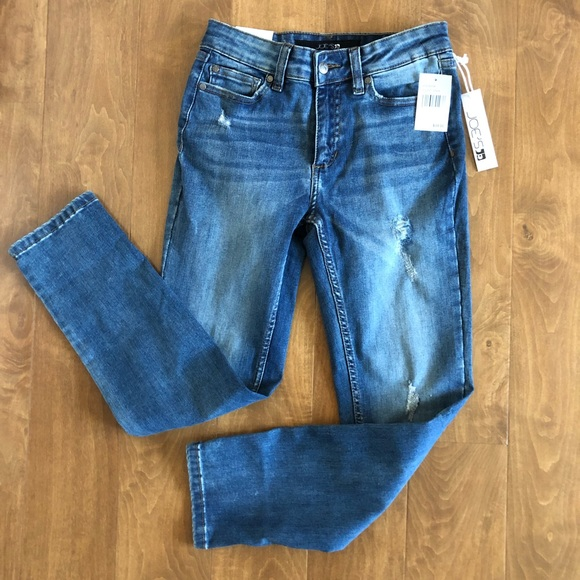 Joe's Jeans Other - Joe's Jeans Girls Distressed Straight Narrow 10